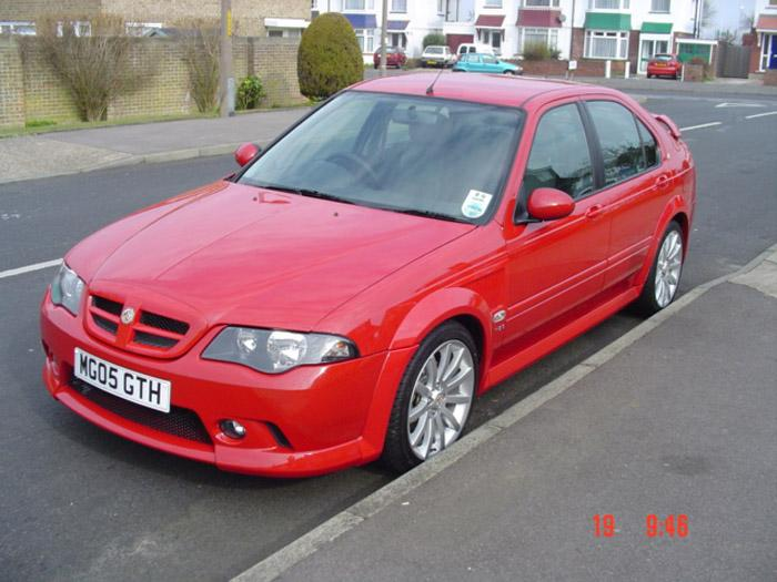 Rio Red 5 Door 180 on 05 plate came out the doors 2 weeks before they closed down